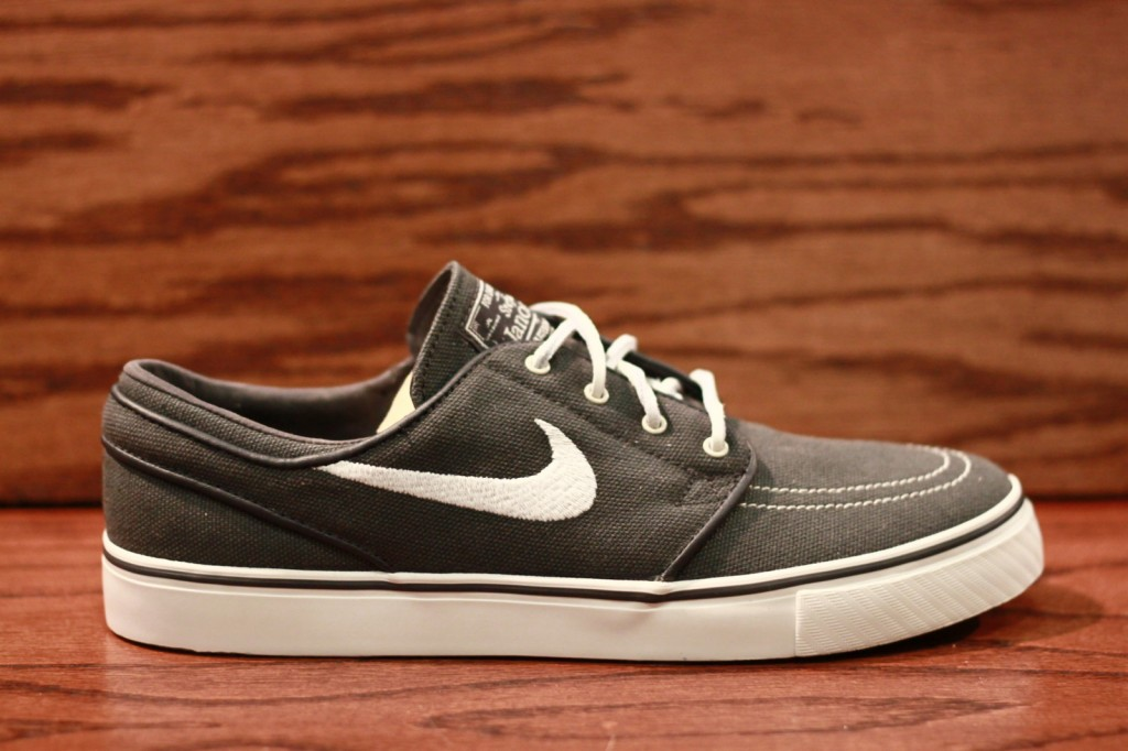 Nike SB - Stefan Janoski - Grey Canvas