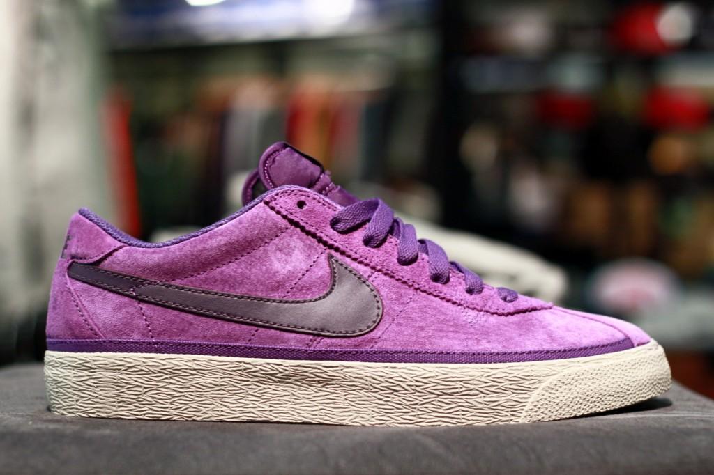 Nike SB Zoom Bruin – Club Purple/Abyss – 366665 500