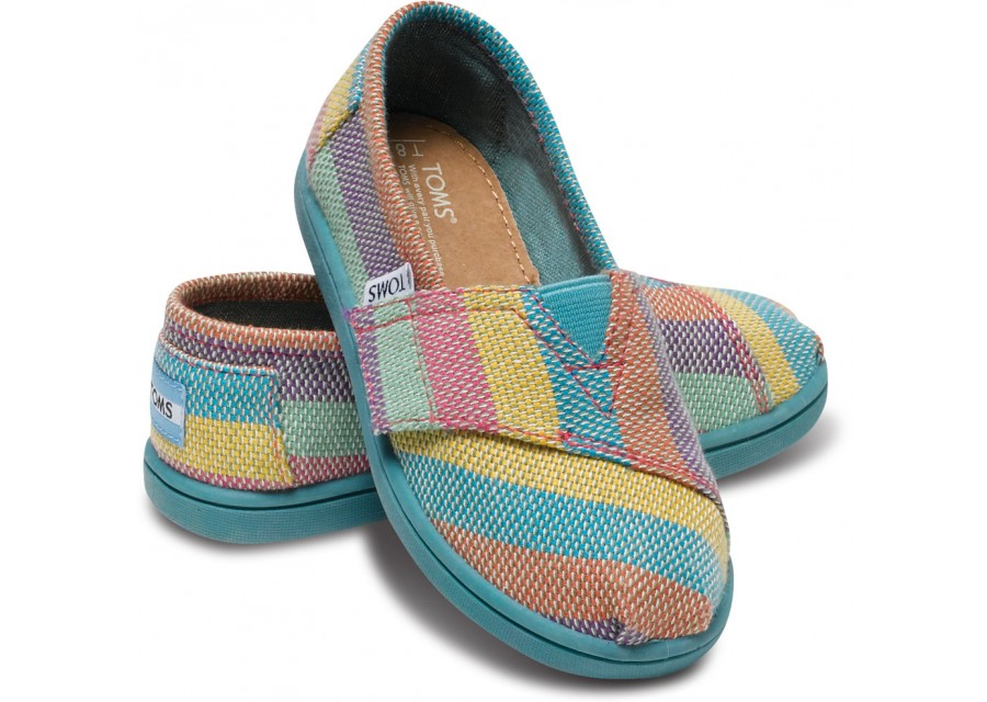 toms pink tropical