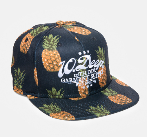 10deep pineapple