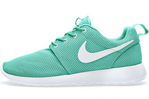 roshe mint green